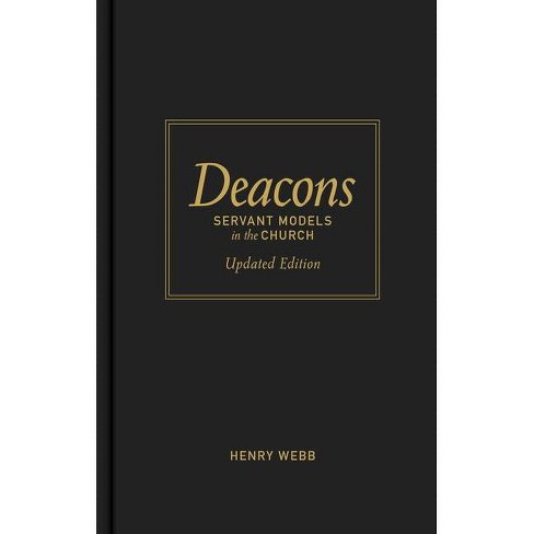 Deacons - by  Henry Webb (Hardcover) - image 1 of 1