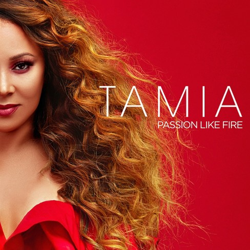 Tamia Passion - Like Fire (CD) - image 1 of 1