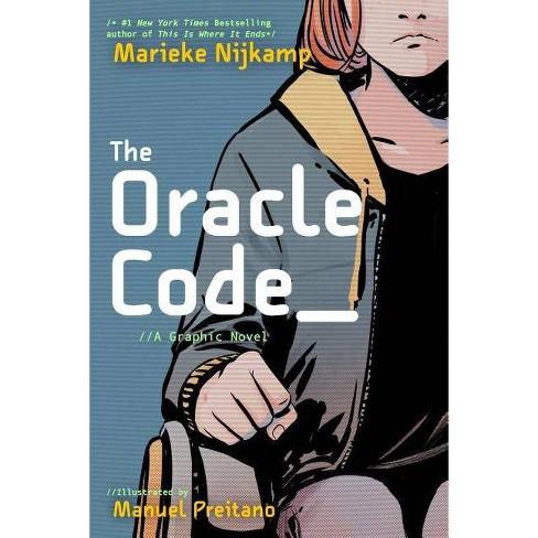 The Oracle Code - by  Marieke Nijkamp (Paperback) - image 1 of 1
