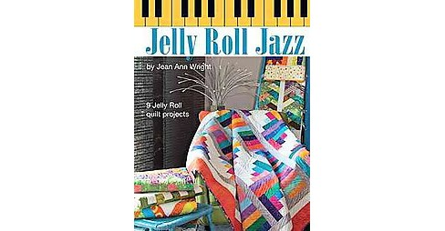 Jelly Roll Jazz (Paperback) (Jean Ann Wright) - image 1 of 1