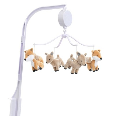 Bedtime Originals Deer Park Musical Baby Crib Mobile