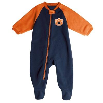 NCAA Auburn Tigers Baby Blanket Sleeper - 0-3M
