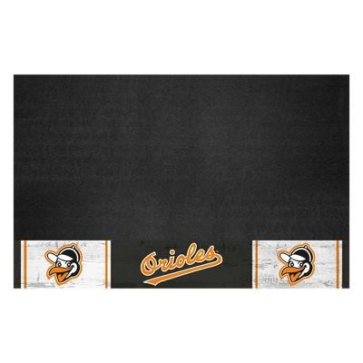 "MLB Baltimore Orioles 1954 Retro Collection 26""x42"" Grill Mat"