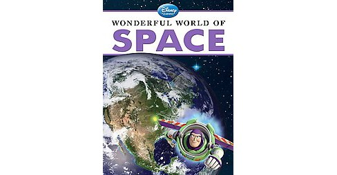 Wonderful World of Space (Hardcover) (Thea Feldman) - image 1 of 1