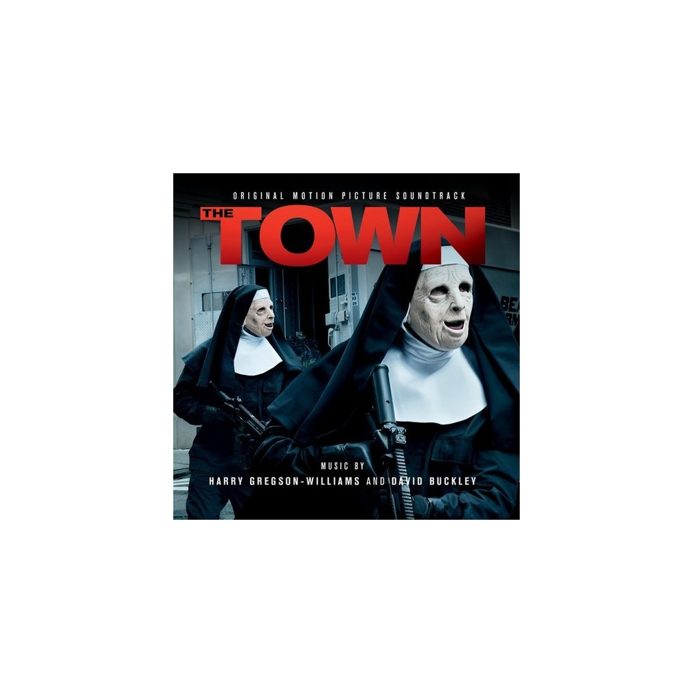 Ha Gregson-williams - Town (Ost) (Vinyl)