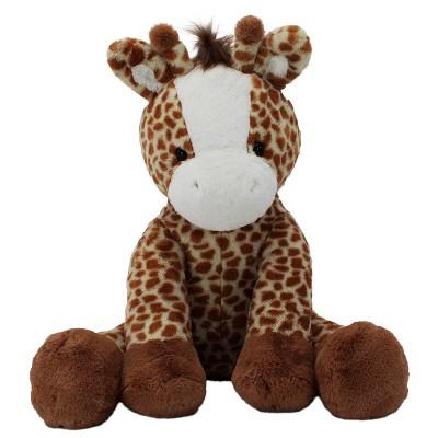 Animal Adventure Wild Jungle Giraffe Stuffed Animal