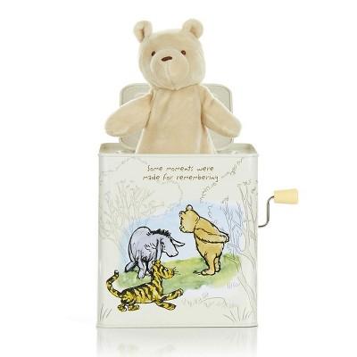 Kids Preferred Classic Pooh Jack-in-the-Box