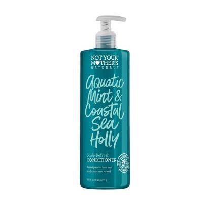 Not Your Mother's Naturals Aquatic Blue Mint Conditioner - 16 fl oz