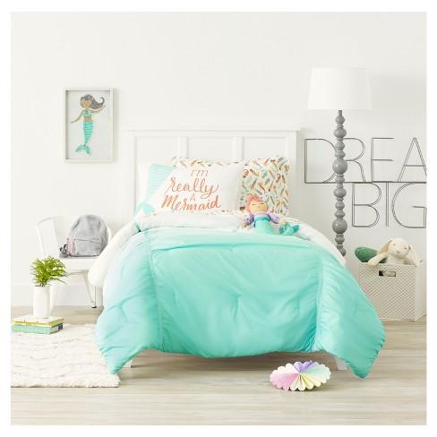 Mermaids Sheet Set - Pillowfort™   Target adc7ab404
