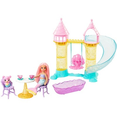 Barbie Chelsea Mermaid Playground Playset