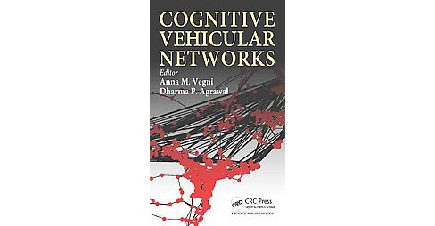 Cognitive Vehicular Networks (Hardcover) - image 1 of 1