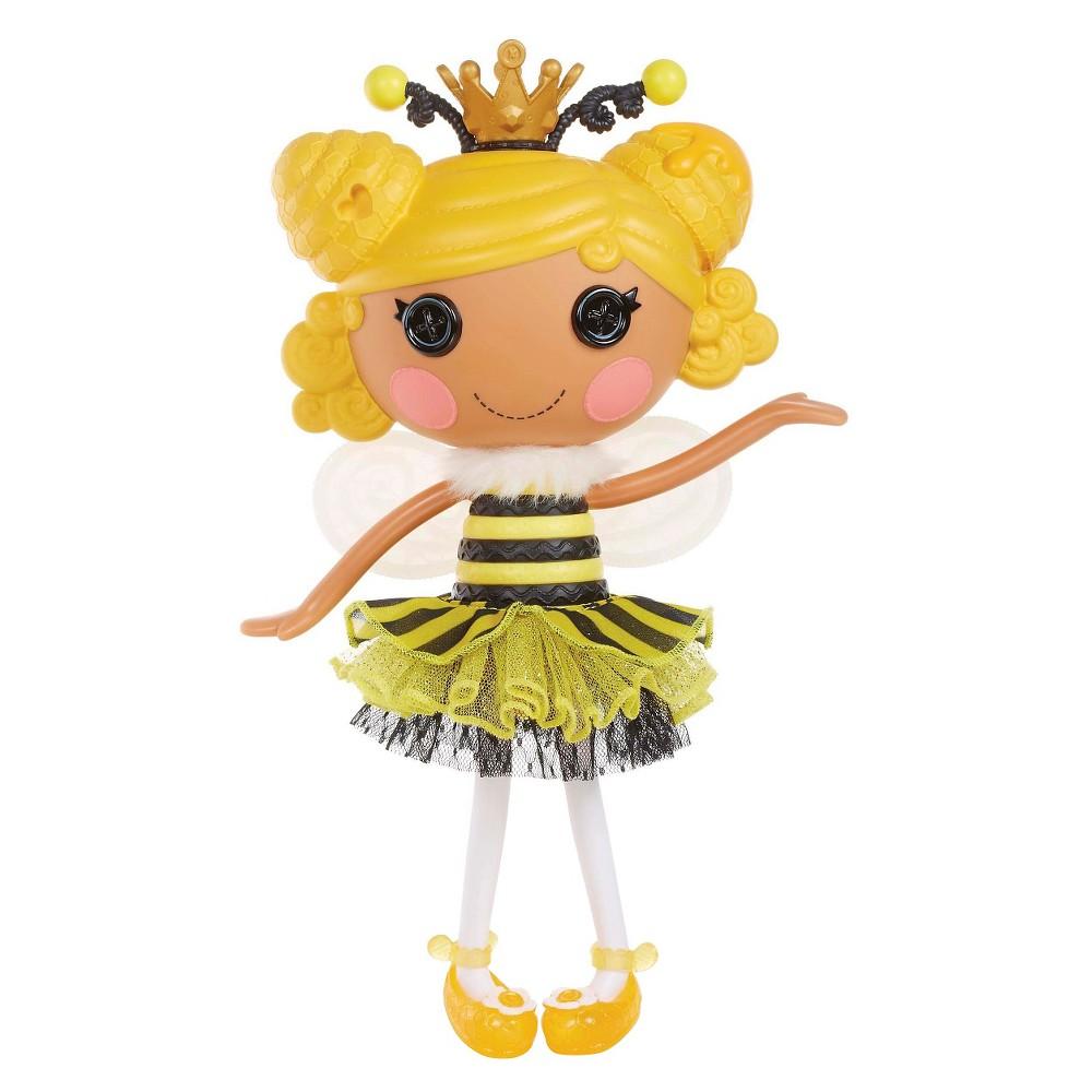 Lalaloopsy Large Doll - Royal T. Honey Stripes