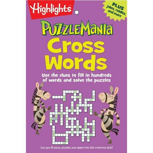 Highlights Puzzlemania Cross Words 10/15/2017 - image 1 of 1