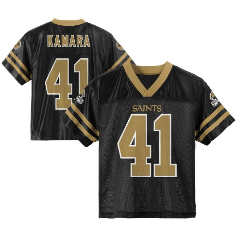 sneakers for cheap f813d 4d2ef NFL New Orleans Saints Boys' Kamara Alvin Jersey