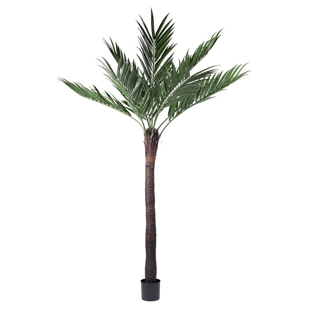 Artificial UV Kentia Palm (12ft) Green - Vickerman