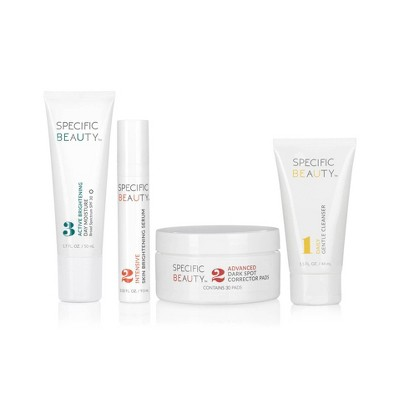 Specific Beauty Daily Essentials Kit - 4pc