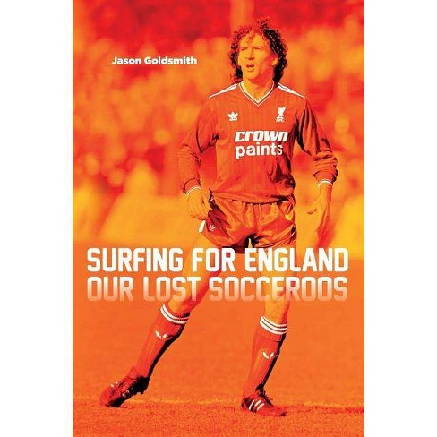 Surfing for England - by  Jason Goldsmith (Paperback) - image 1 of 1