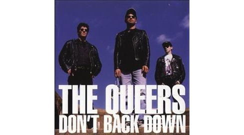 Queers - Don't Back Down (CD) - image 1 of 1