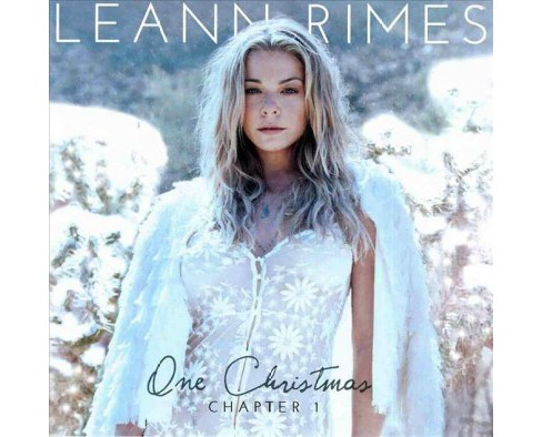 Leann Rimes - One Christmas:Chapter One (CD) - image 1 of 1