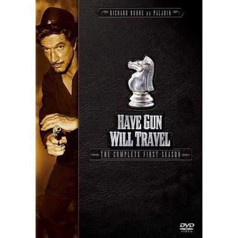 Have Gun, Will Travel: The Complete First Season (DVD) - image 1 of 1