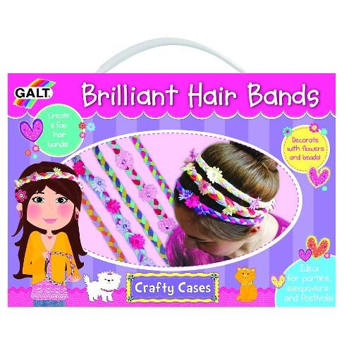 Galt Brilliant Hair Bands   Target a206827bf51