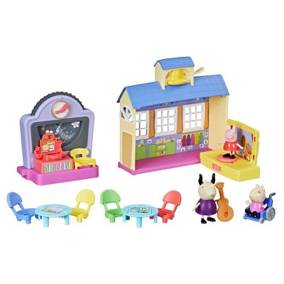 Peppa Pig Peppa's School Playgroup Playset