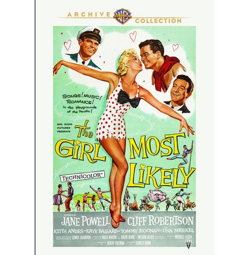 Girl most likely (DVD) - image 1 of 1