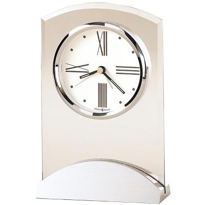 Howard Miller Tribeca Table Clock 645-397 - Contemporary & Rectangular with Quartz Movement
