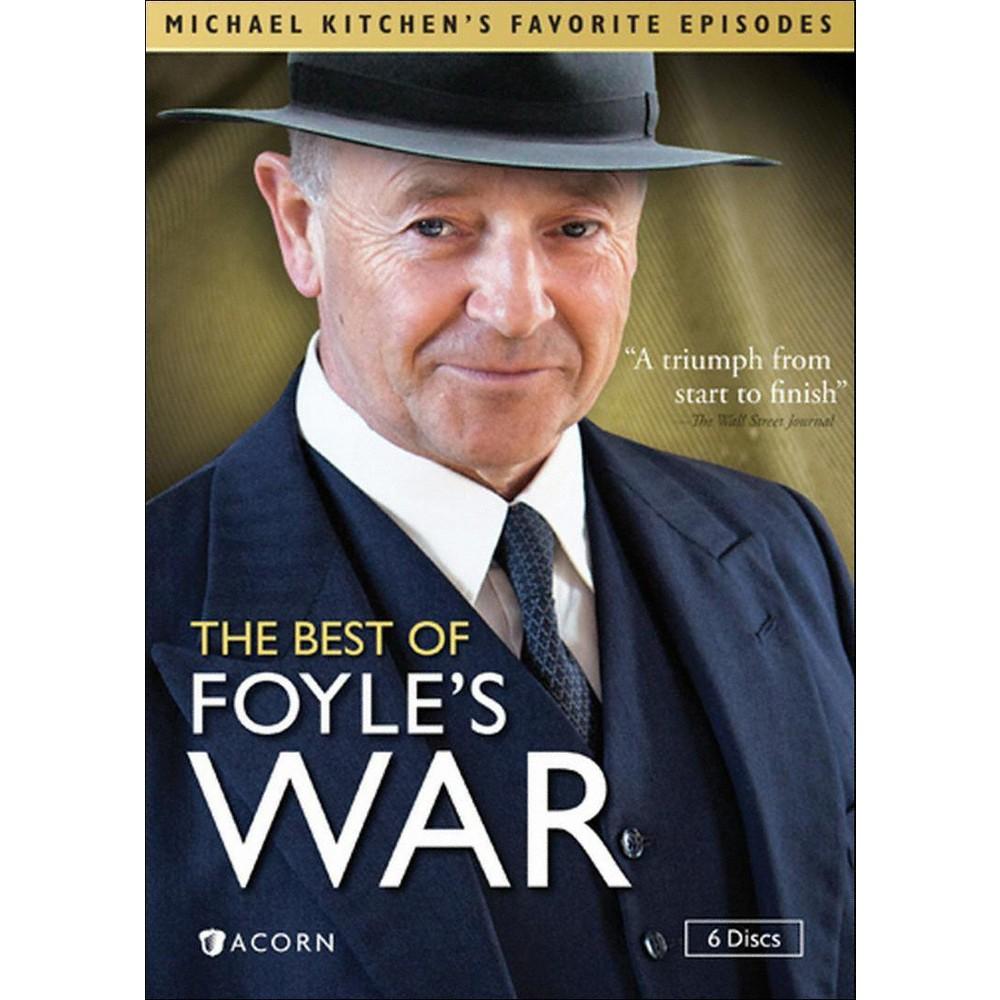 Best Of Foyle's War (Dvd)