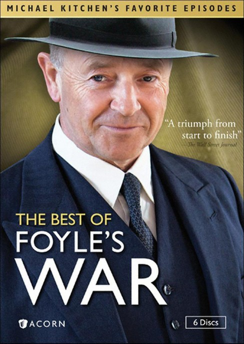 Best Of Foyle's War (DVD) - image 1 of 1