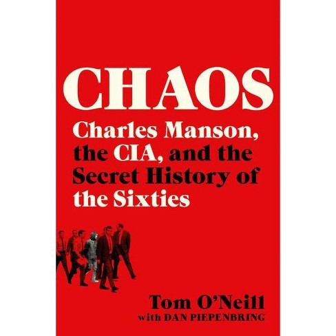 Chaos - by  Tom O'Neill (Paperback) - image 1 of 1
