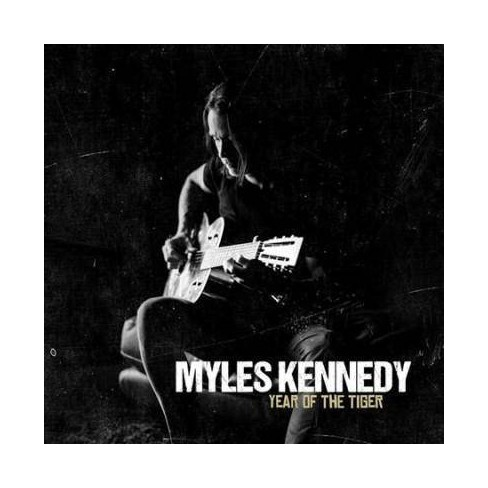 Myles Kennedy - Year of The Tiger (CD) - image 1 of 1