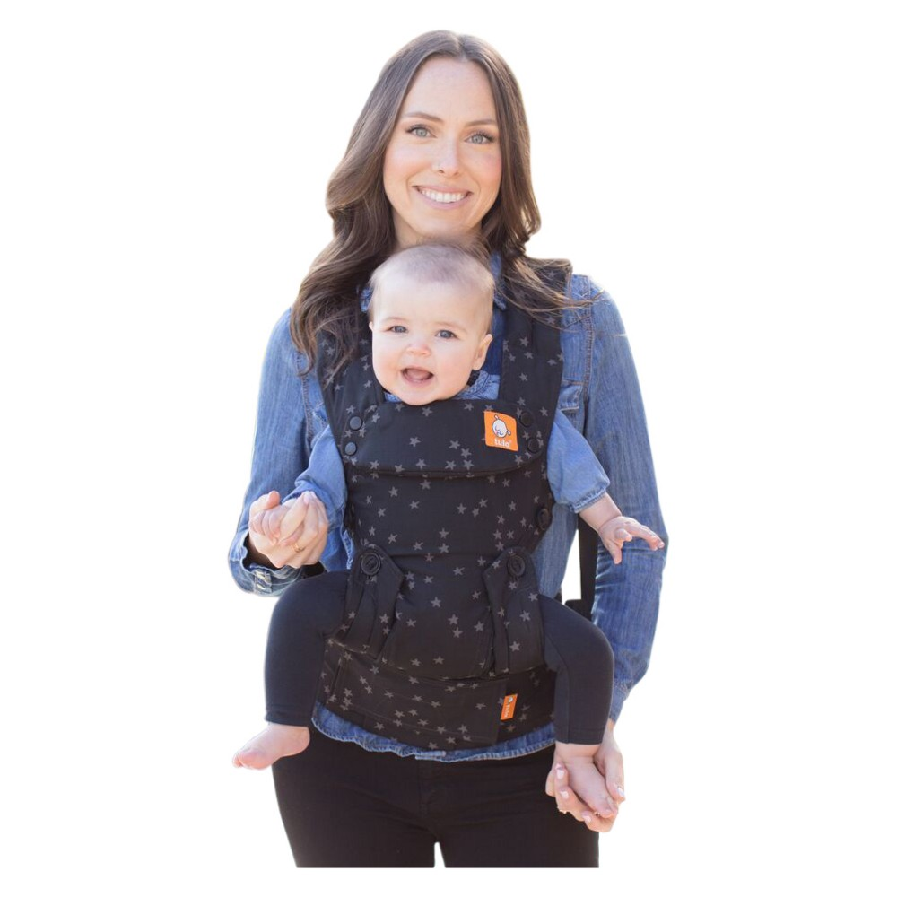 Image of Tula Explore Discover Multi-Position Baby Carrier - Black