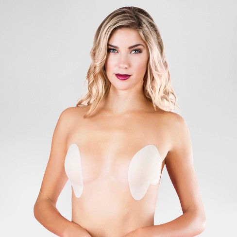 d05030db97 Fashion Forms Women s Le Lusion™ Adhesive Strapless Backless Bra Cups -  Nude   Target