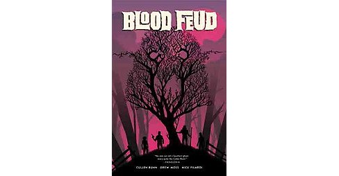 Blood Feud (Paperback) (Cullen Bunn) - image 1 of 1