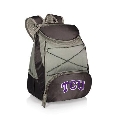 NCAA TCU Horned Frogs PTX Backpack Cooler - Black
