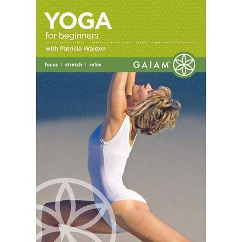 Yoga For Beginners (DVD) - image 1 of 1