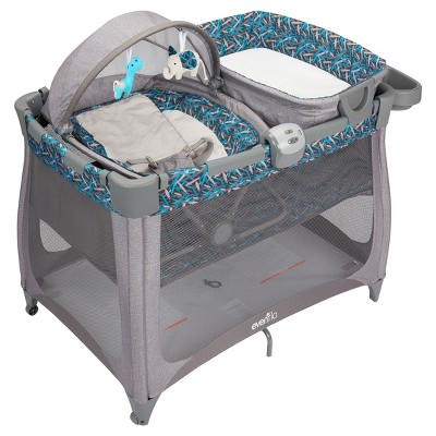 Evenflo® Arena 4 in 1 Playard Gray