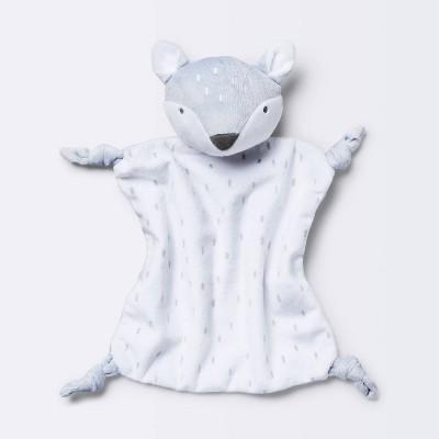 Security Blanket Fox - Cloud Island™ Gray