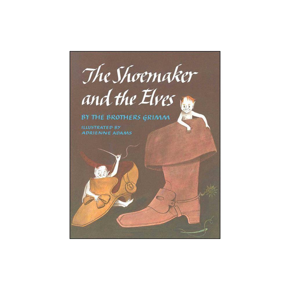 Shoemaker And The Elves By Adrienne Adams Paperback