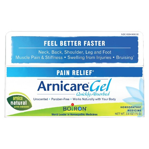 Boiron Homeopathic Arnicare Pain Relief Gel - 2.6oz - image 1 of 3