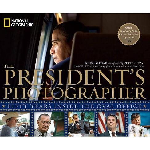 The President's Photographer - by  John Bredar (Hardcover) - image 1 of 1