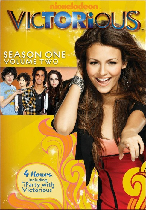 Victorious: Season One, Vol. 2 [2 Discs] - image 1 of 1