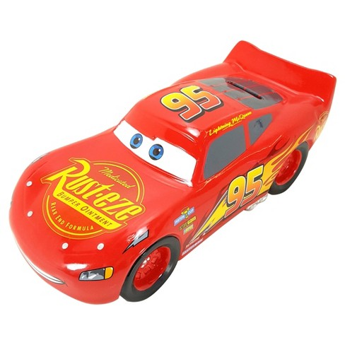 Cars Decorative Coin Bank - image 1 of 3