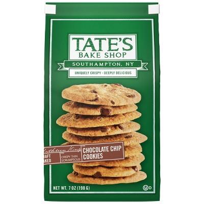 Tate's Bake Shop Chocolate Chip Cookies - 7oz