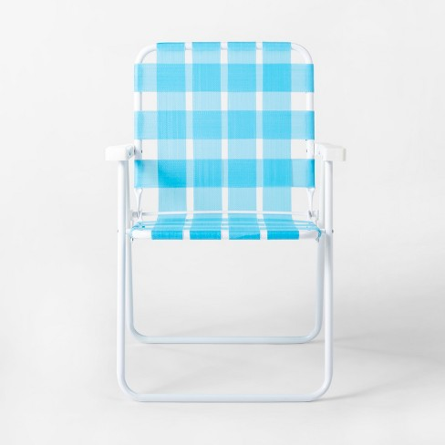 Webstrap Beach Chair - Sun Squad™ - image 1 of 2