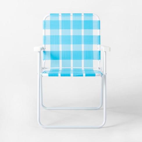 Webstrap Beach Chair Sun Squad