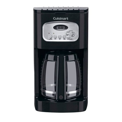 Cuisinart 12 Cup Programmable Coffee Maker - Black