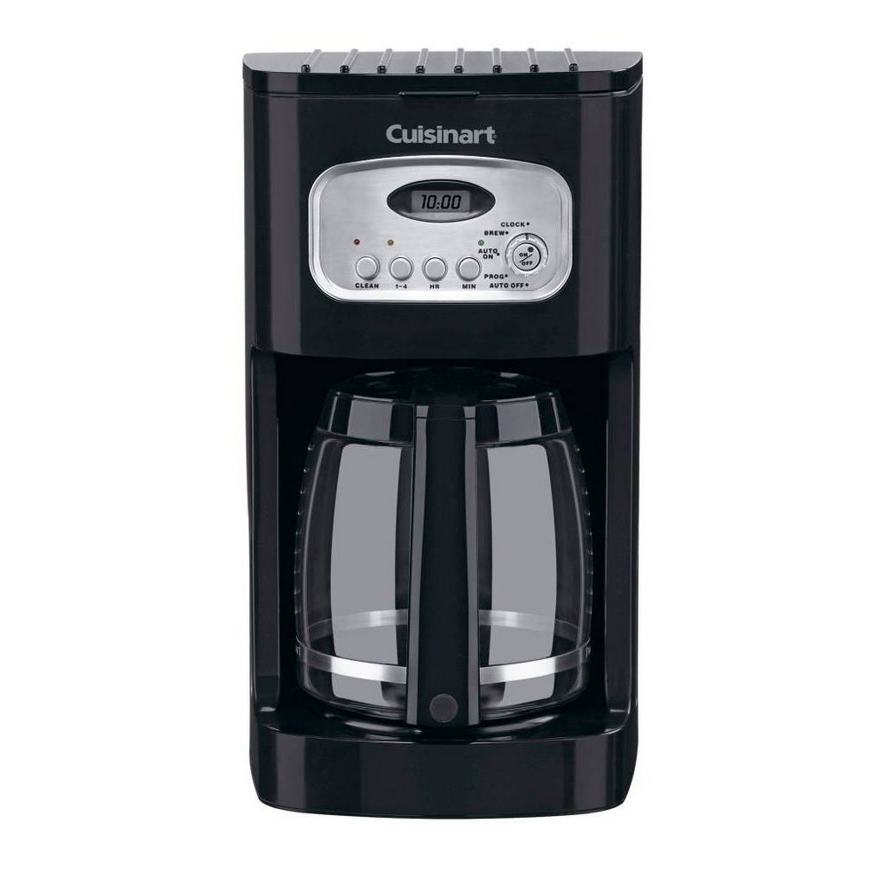 Image of Cuisinart 12 Cup Programmable Coffee Maker - Black