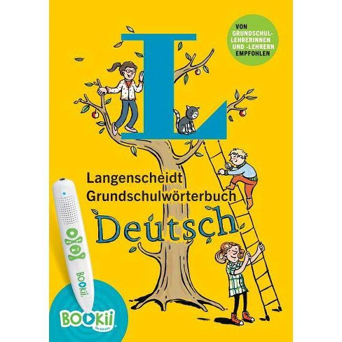 Langenscheidt Grundschulwoerterbuch Deutsch - Primary School Dictionary German (Monolingual) - image 1 of 1